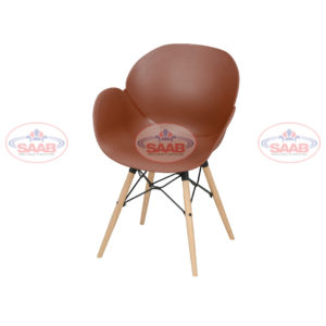 Oval Shell Chair